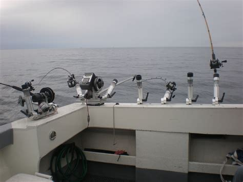 Fishing Rod Holders For Your Boat by Great Lakes Holders