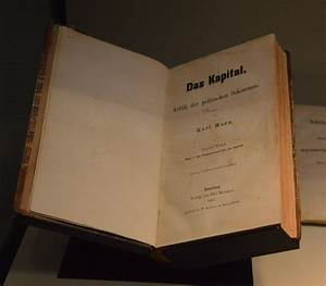 The First Edition of 'Das Kapital' was published on this ...