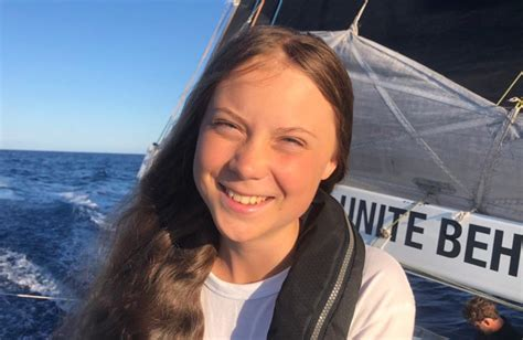 Greta Thunberg Hits Back At Adults Mocking Her Looks And