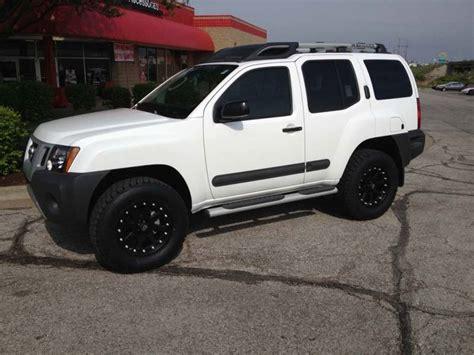 nissan frontiers xterras lift kits  wheels tires