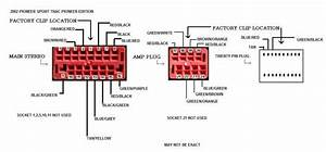 92 Ford Explorer Radio Wiring Diagram