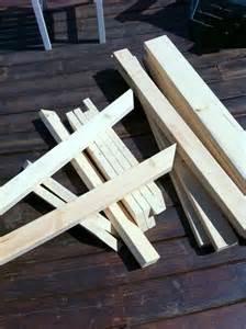 Kids Wooden Picnic Table Plans