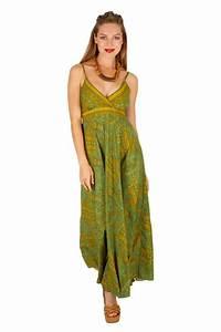 Robe Longue Style Boheme : robe longue l gante style boh me tendance t 2019 alixa ~ Dallasstarsshop.com Idées de Décoration