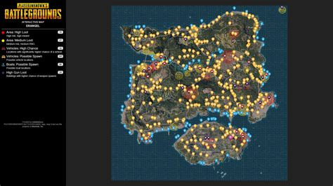 pubg loot map steam community guide pubg erangel miramar maps with