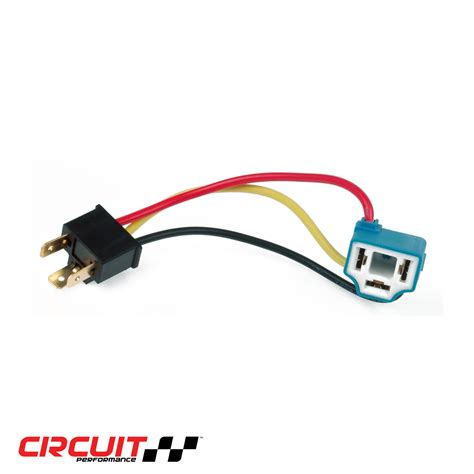 Heavy Duty Headlight Wiring Harnes by Circuit Performance N Play Heavy Duty Headlight