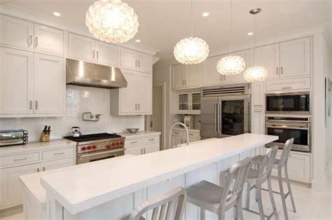 white shaker cabinets with quartz countertops contemporary kitchen with white shaker cabinets paired