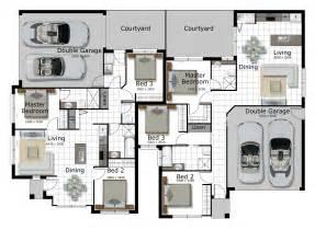Corner Block Duplex Designs by Philadelphia Duplex Today Homes Pty Ltd