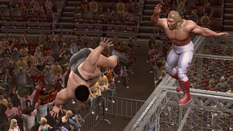 Wwe Legends Of Wrestlemania Jeu Xbox 360 Images