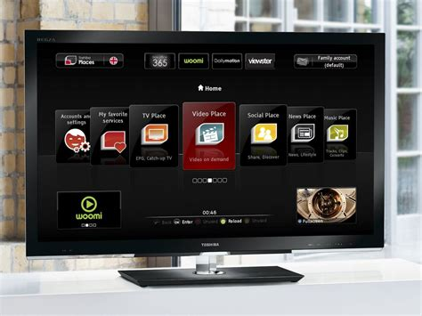 Toshiba's 2011 Tv Line-up