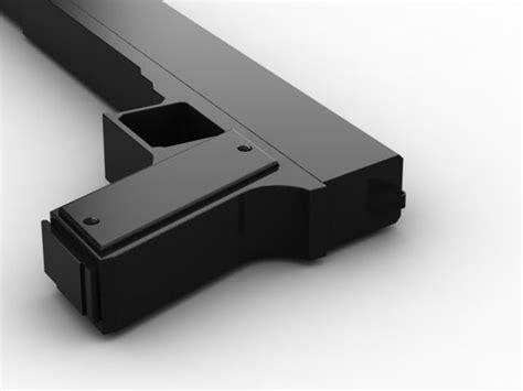 Alucard Cosplay Jackal Gun 3d Model 3d Printable 3dm