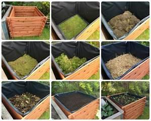 Kompost Anlegen Anleitung : ein hochbeet aus einem komposter bauen und bef llen ~ Watch28wear.com Haus und Dekorationen
