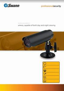 Swann Security Camera Sw223