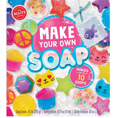 make your own soap klutz 174 make your own soap kit the animal rescue site