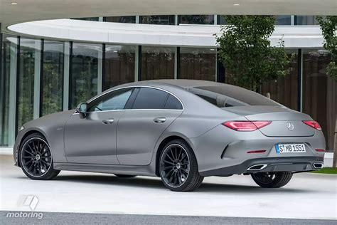 2017 La Motor Show 2018 Mercedesbenz Clsclass Images Leaked