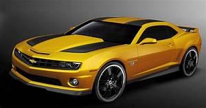 2012 Camaro Transformers Edition - Transformers News
