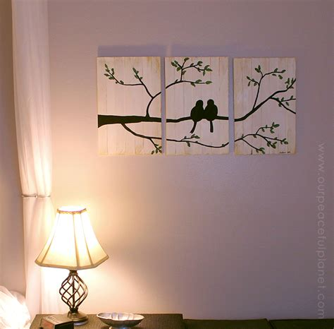 Cheap Bedroom Wall Decor Ideas by Cheap Diy Bedroom Wall Ideas