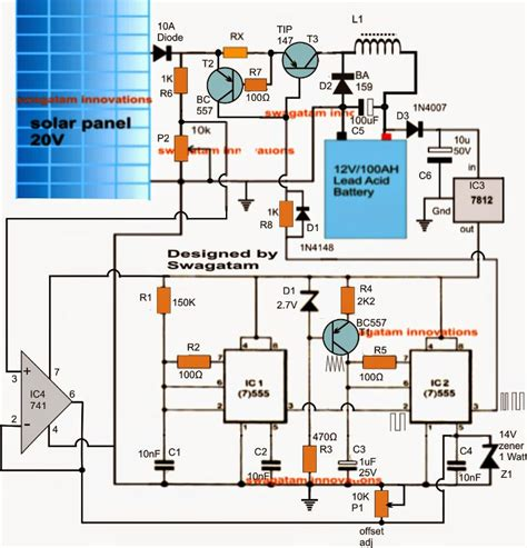 Simple Solar Mppt Circuit Diy Charge Controller