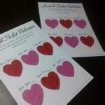 card diy scratch  valentines