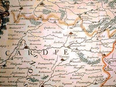 chambres d hotes picardie témoignage la thiérache au xviiie siècle avesnois thiérache