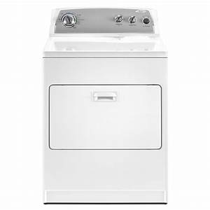 Shop Whirlpool 7-cu ft Gas Dryer (White) at Lowes com