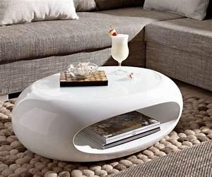 Couchtisch Oval Weiß Hochglanz : delife wohnzimmertisch elypse hochglanz weiss 80x25 mit glasplatte online kaufen otto ~ Bigdaddyawards.com Haus und Dekorationen