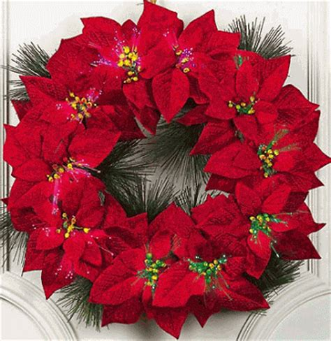 outdoor poinsettia decorations the polohouse holiday wreaths