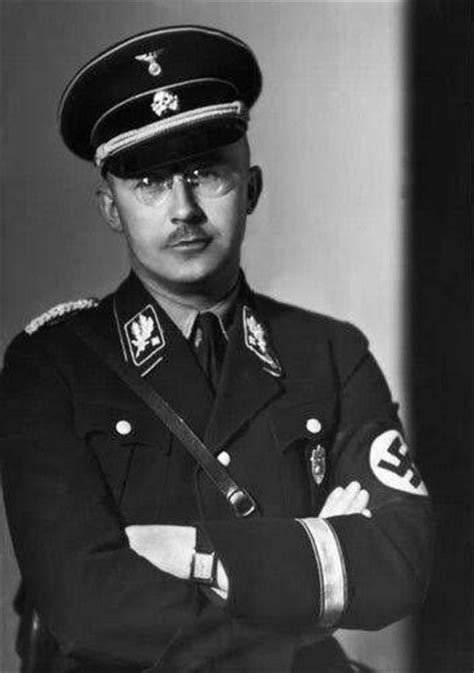 Heinrich Himmler  Heinrich Himmler Pinterest