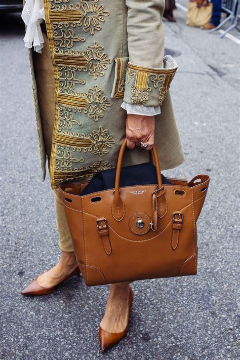 bags   york fashion week spring  street style days   purseblog