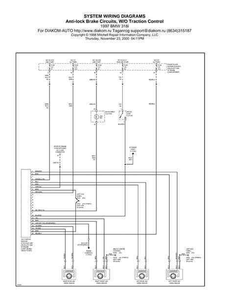 Wiring Diagrams Free Manual Ebooks Bmw Anti