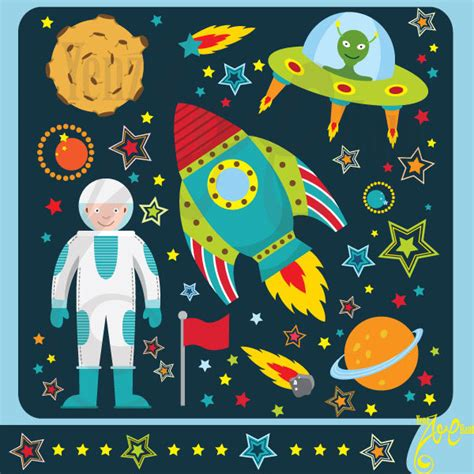 outer space clipart free outerspace cliparts free clip free
