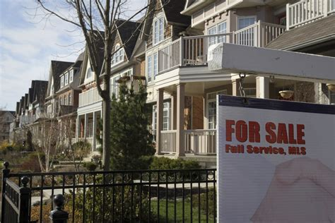 housing market toronto homes prices business canada estate canadian sales staying selling houses sell baby rise helping any skewing boomers
