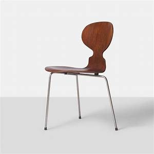 Arne Jacobsen Ant Chair : ant chairs 3100 by arne jacobsen for sale at 1stdibs ~ Markanthonyermac.com Haus und Dekorationen