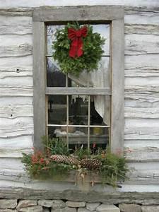 Fenster Weihnachtlich Gestalten : kreative ideen f r eine festliche fensterdeko zu weihnachten ~ Lizthompson.info Haus und Dekorationen