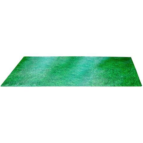 Grass Effect Floor Mat Set 6pc   Flooring   B&M