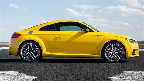 Review Audi Tts Coupe by 2016 Audi Tts Coupe Review Road Test Carsguide