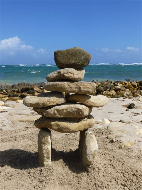 rock statues about inukshuk philosophy the julie kinnear team of toronto real estate agents
