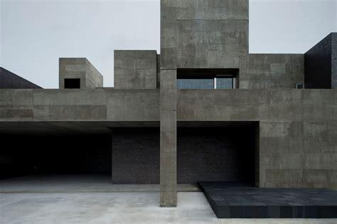 Mäuse Hinter Der Wand by House Of Silence In Shiga Beton Wohnen Efh Baunetz