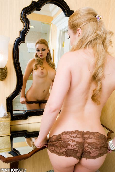 Jannelle Priego Penthouse Galleries Exclusive