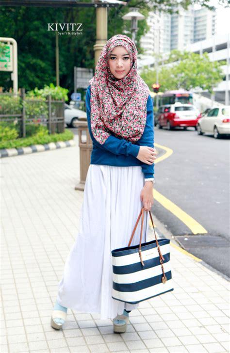 Hijab Fashion Outfits For Women 2015   Fashdea