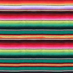 Mexican Blanket Clip Art