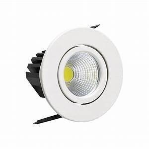 Led Spot 230v : led cob spot einbauleuchte schwenkbar 3w 200lm trafo 230v strahler leuchte ebay ~ Watch28wear.com Haus und Dekorationen