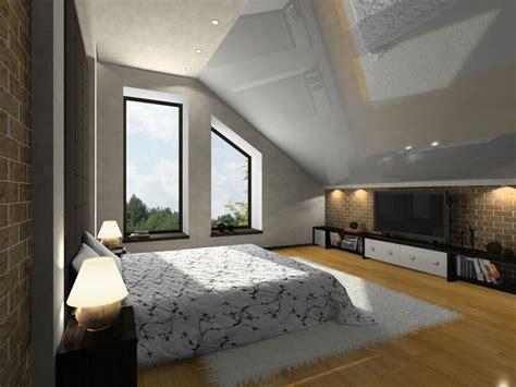 idee  arredare una camera da letto moderna