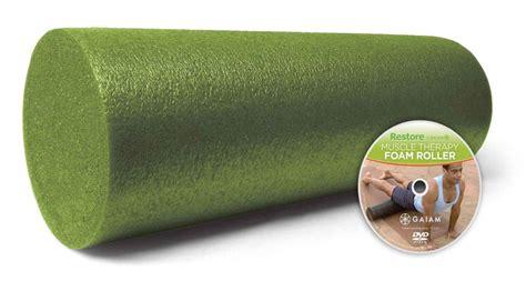 Amazon.com : Gaiam Restore Foam Roller : Sports & Outdoors