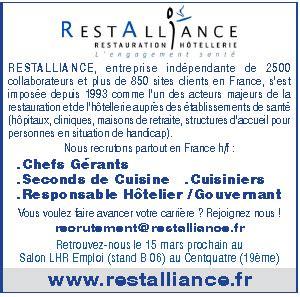 offre d emploi cuisine collective restauration collective les offres d 39 emploi