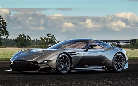 Aston Martin Vulcan (2015) Wallpapers And Hd Images
