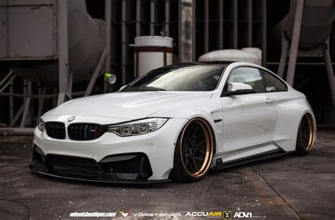 Bmw M4 Wide Kit by Another Wide M4 Bmw News At Bimmerfest