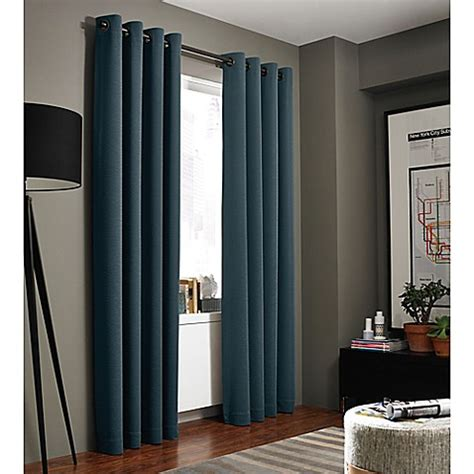 kenneth cole curtains kenneth cole reaction home bryant park grommet top window