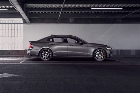 volvo  revealed  polestar model  coming