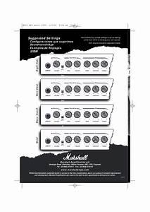 Pdf Manual For Marshall Amp Mg15dfx