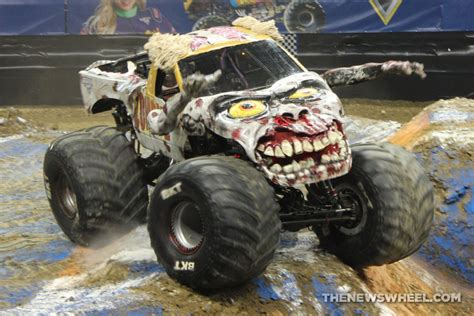 monster jam zombie truck bari musawwir from rc racer to monster truck driver the